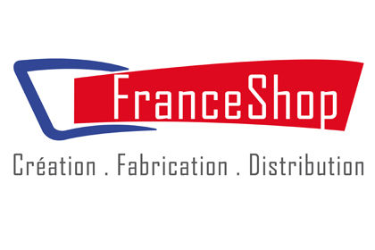Logotype pour FranceShop