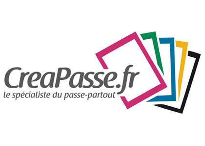 CréaPasse.fr logo