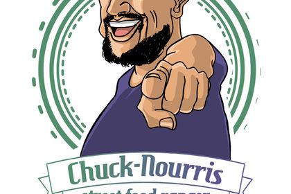 Mascotte Chuck Nourrice
