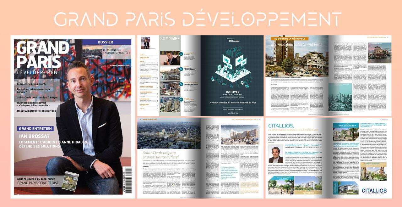 Grand Paris Développement N°23