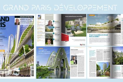 Magazine Grand Paris Développement N°16