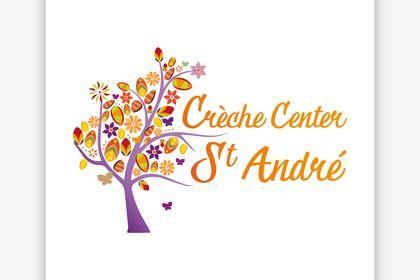 Logo Crèche Center St André