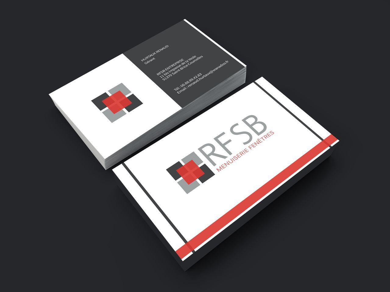 RFSB - Carte de visites