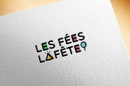 Logotype - Les fées la fête