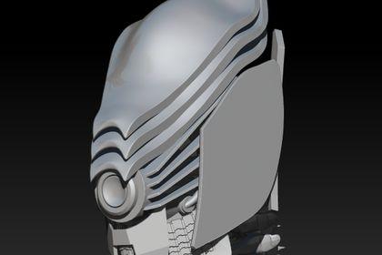 Robot HardSurface ZBrush