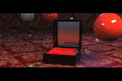 Boite à bijoux 3D
