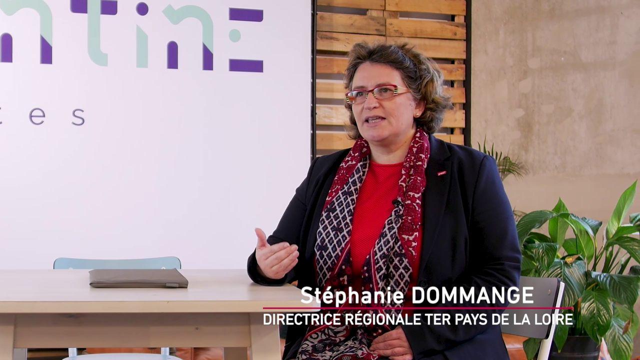 SNCF Pays de la Loire - Le voyage emphatique