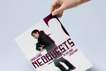 Flyers NéoQuests