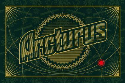Carte de visite Arcturus