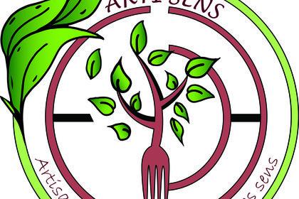 Logo Arti'sens (Artisan traiteur)