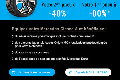 Emailing Mercedes-Benz