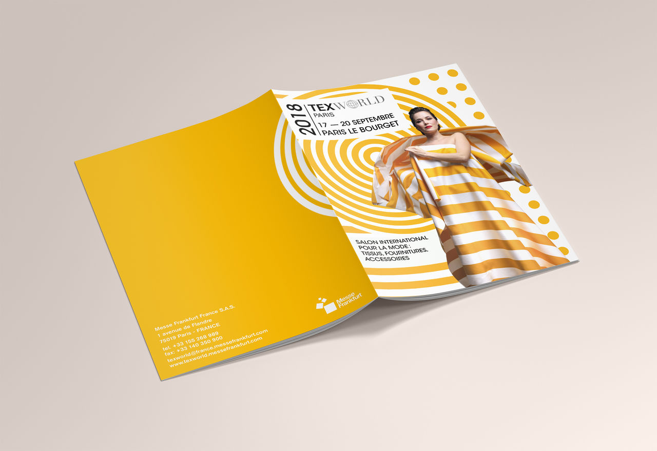 Brochure Texworld