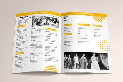 Brochure programme TEXWORLD