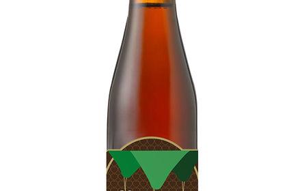 """Création d'une étiquette de bière """"spéciale Noël"""""""
