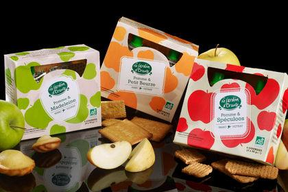Packaging pour jardin d'orante
