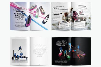 Brochure fabriquant de chaussures