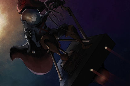 Space pirate