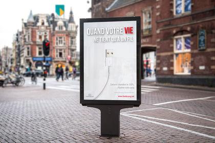 Campagne don du sang - EFS