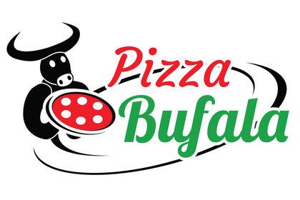 """Logo pizzéraia """"PIZZA BUFALA"""""""