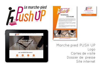 Marche pied Push Up