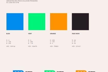 Charte Color