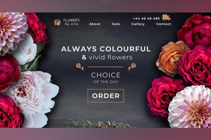 Flower shop