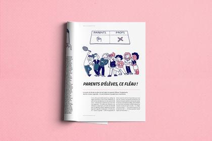 Illustration d'article