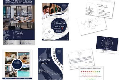 Charte Graphique Hôtel Admiral
