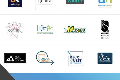 Réalisation de votre logo d'entreprise