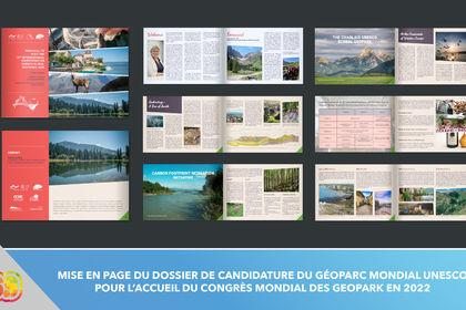 Mise en page dossier Géoparc UNESCO