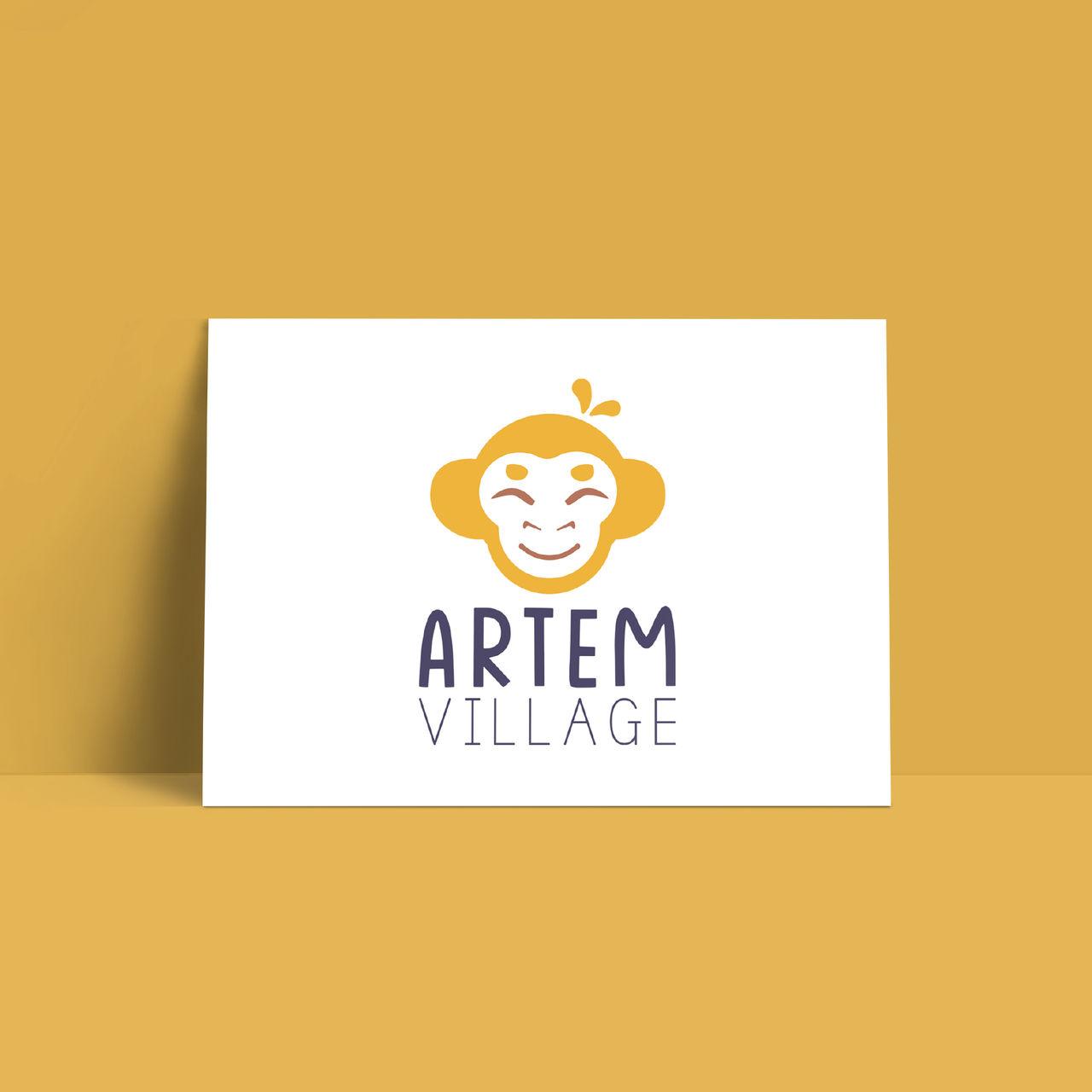 Artem Village proposition logo