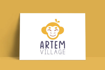 Artem Village proposition logo