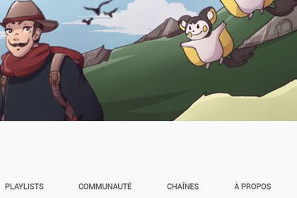 Bannière et avatar chaîne Youtube