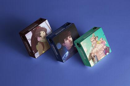 Boxs Mystères