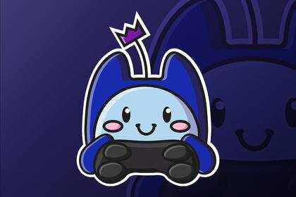Logo pour chaîne Twitch