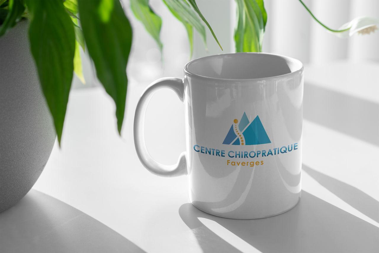 Mug goodies - Centre Chiropratique Faverges