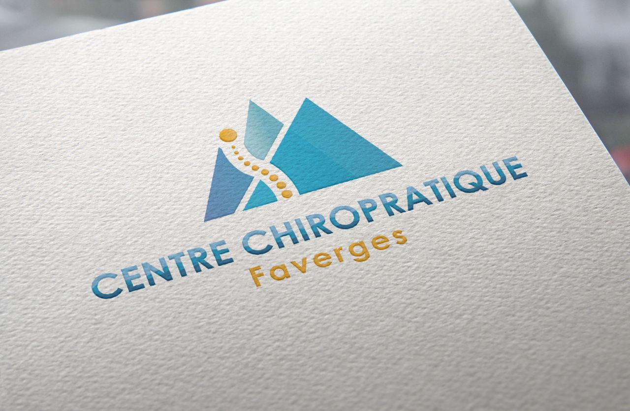 Logo Centre Chiropratique Faverges