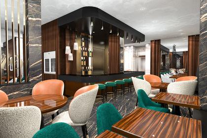 Bar restaurant - Hotel Paris