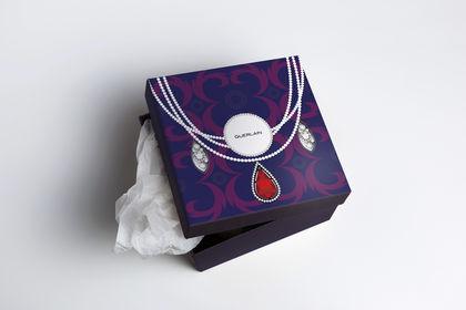 Box Guerlain - projet personnel