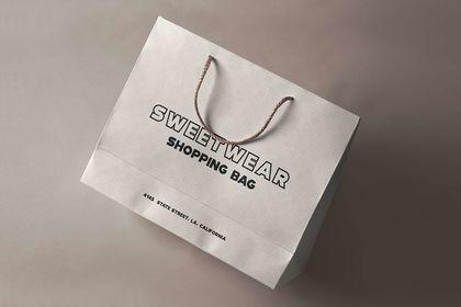 Packaging sac Sweetwear
