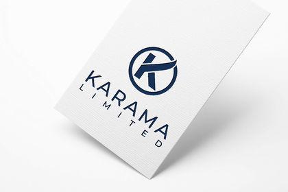 Identité visuelle : Karama Limited