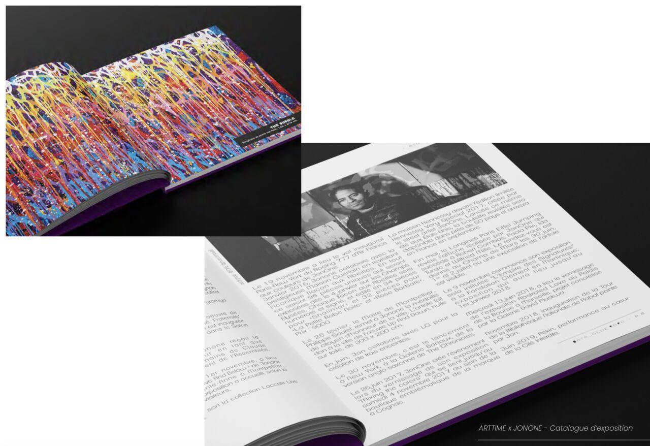 Catalogue - JonOne