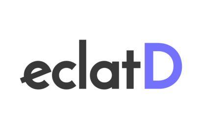 EclatsDesigner personal logo