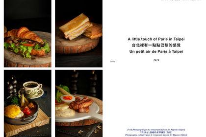 Photographie culinaire pour Restauration