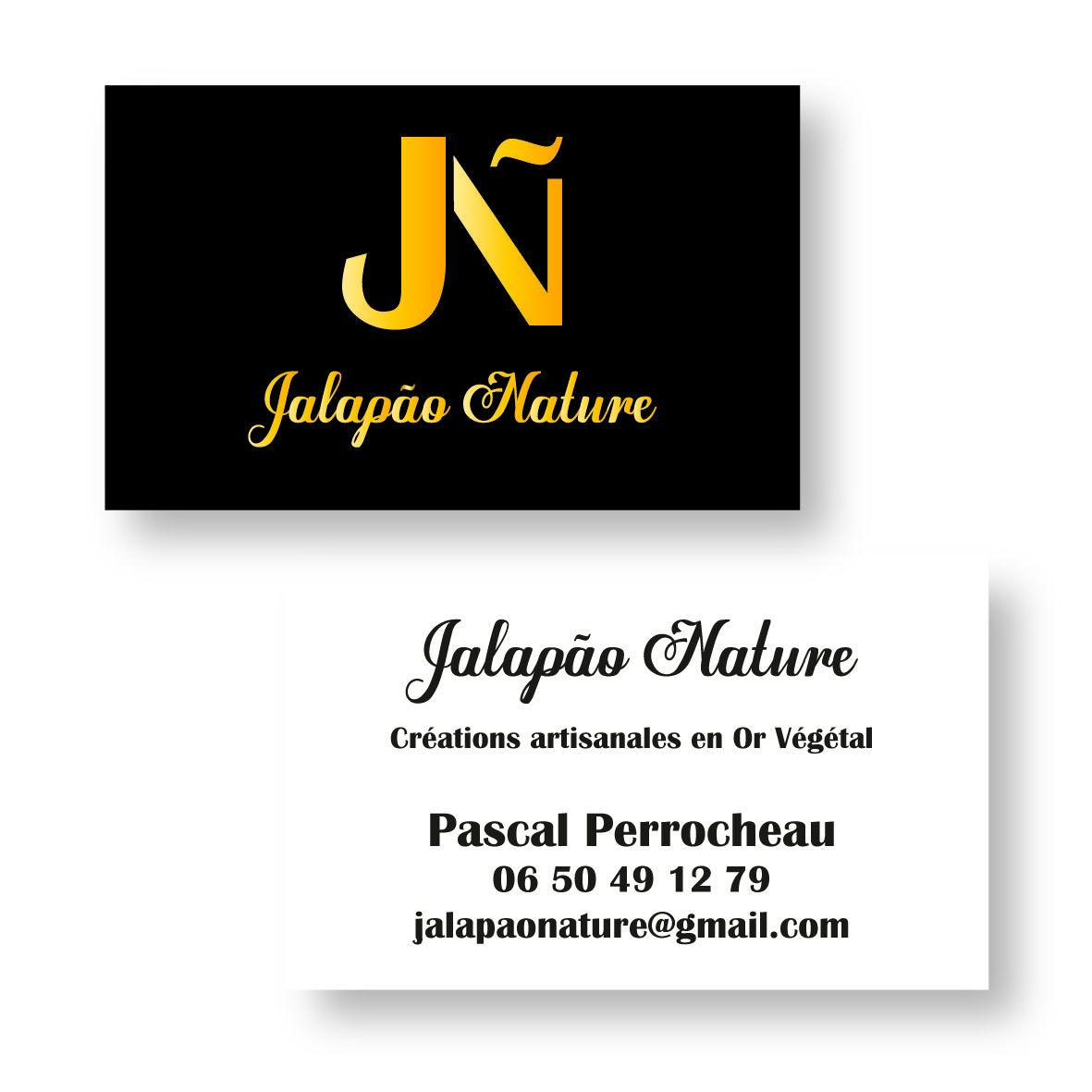 Carte de visite Jalapa Nature