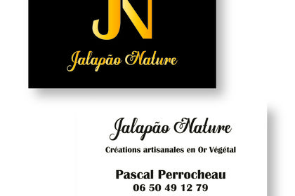 Carte de visite Jalapa Nature