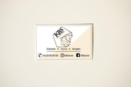 Exemple Carte de visite pour KBS