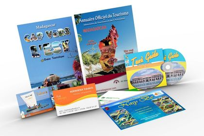 Livres, Brochures, Carteries,