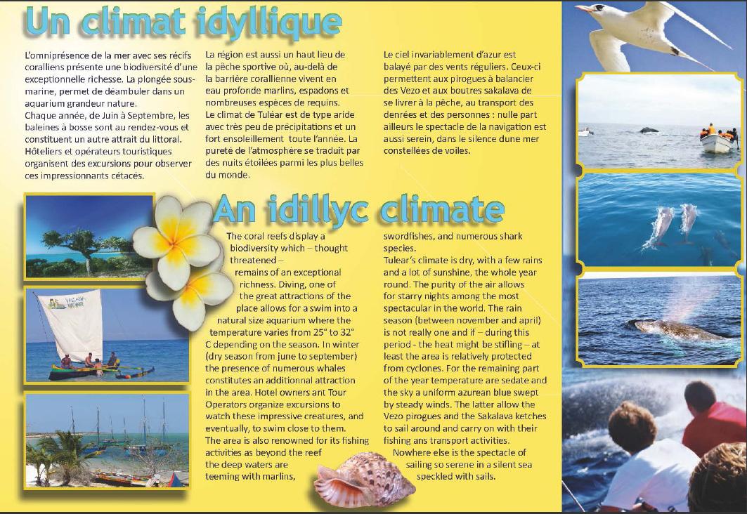Brochure Tourisme