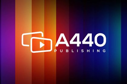 Logo A440 publishing